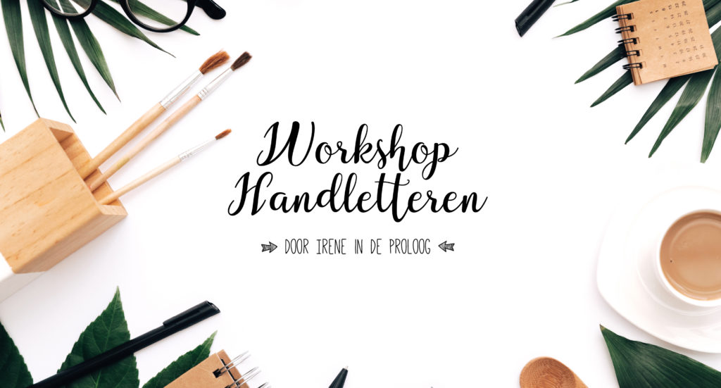 workshop-handletteren